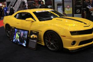 SEMA 2011: The Mario Andretti Edition Camaro by Magnaflow