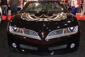 "SEMA 2011: Projx Auto's ""Z/TA"" Firebird Package for 5th Gen Camaros"