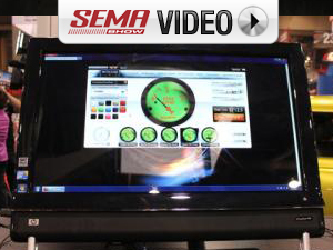 SEMA 2011: Auto Meter Products Custom Shop, Have It Your Way!