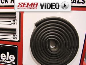 SEMA 2011: Steele Rubber – Over 12,000 Authentic Rubber Products