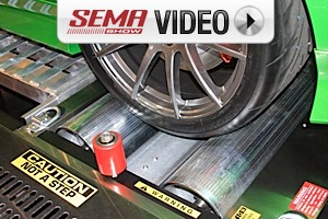 SEMA 2011: Dynocom's New AWD 5000 Series Portable Dyno