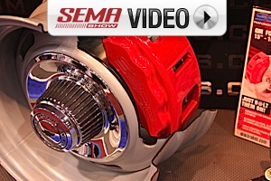 "SEMA 2011: SSBC ""V8″ Eight-Piston Calipers for 15-inch Wheels"