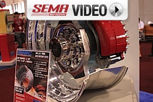 SEMA 2011: SSBC's Massive Tri-Power Brake System for Pickups