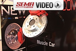SEMA 2011: New Light-Weight Street and Strip Calipers From SSBC