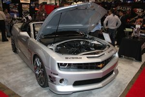 SEMA 2011: Vortech Keeps The Pressure On