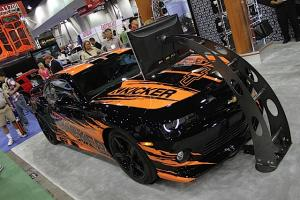 SEMA 2011: Kicker Integrated Stereo Upgrades for Late Model Muscle