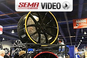 SEMA 2011: Stealth Mode Stylin' with Factory Reproductions Wheels
