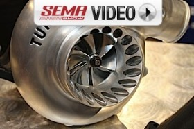 SEMA 2011: Turbonetics Introduces New GT-K Turbos