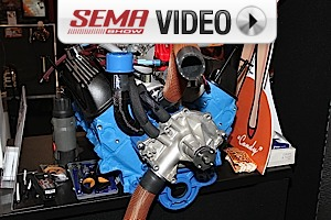 SEMA 2011: Hose Candy Adds Style And Substance