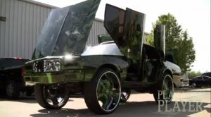 Would The Incredible Hulk Approve Of This LS7 Powered Donk?