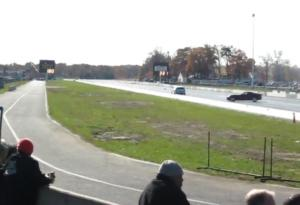 Video: C6 Corvette Crashes At Raceway Park In Englishtown, NJ