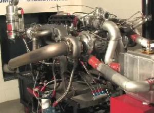 Motor Monday: Thompson Automotive's Frankenstein Twin Turbo LS