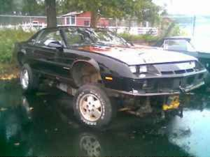 Craigslist Find: 4×4 Camaro, Comes Complete With Plow