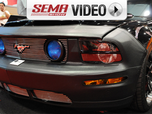 SEMA 2011: New Mustang Protection Products From Covercraft