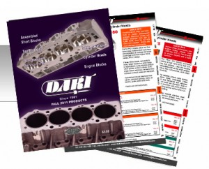 Dart Machinery Releases Fall 2011 Catalog, All New Products For '12