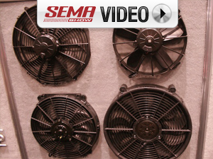 SEMA 2011: Derale&#8217;s High-Output Fans And Coolers
