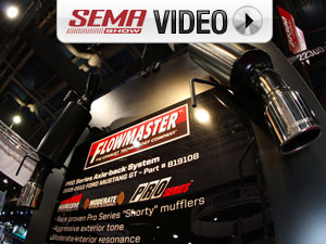 SEMA 2011: All Stainless Late-Model Kits and New Outlaw Series