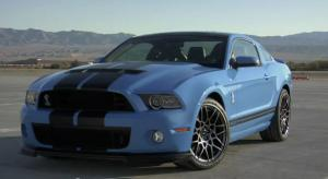 New 2013 Mustang B-Roll Footage Hits YouTube