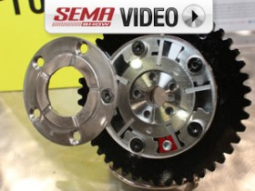 SEMA 2011: HEMI Phaser Limiters and Camshafts From Comp