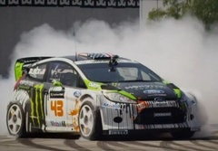 Video: Highlights From Ken Block's Gymkhana World Tour