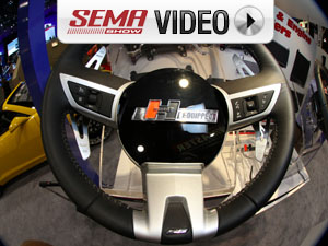 SEMA 2011: Hurst's New Camaro and Chrysler Paddle Shifters