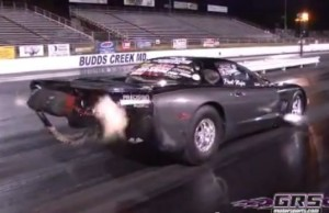 Video: Paul Major&#8217;s C5 Runs 6.58 at 224.73 MPH