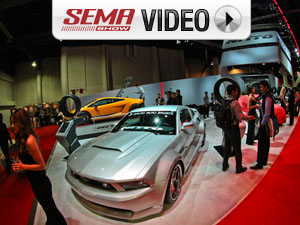 SEMA 2011: Nitto's Fan Drive Giveaway Hype Continues at SEMA