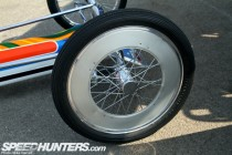 nostalgic wheels Aero spoke