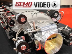 SEMA 2011: New FAST LS 102mm Plate System From Nitrous Express