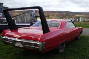 Redneck Superbird Fury; There's Got To Be Something In The Water