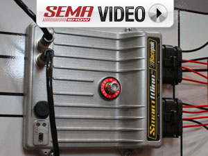 SEMA 2011: Racepak and MSD Unite, Racepak SmartWire