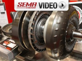 SEMA 2011: TCI&#8217;s Streetfighter 2011+ Mustang Torque Converters