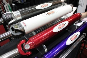 PRI 2011: Dynotech Driveshafts Puts Your Power To The Ground