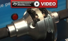 PRI 2011: Eaton Performance's Differential Options On Display