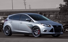 "ROUSH To Debut ""Stage 3"" Ford Focus At Detroit Auto Show"
