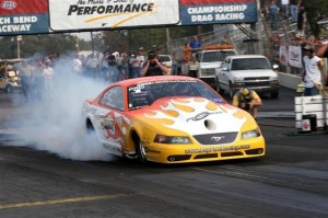 Don Walsh Jr. Will Return in 2012 With '11 Mustang in NHRA Pro Mod