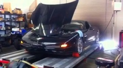 Video: CMS-Built Twin Turbo C5 Z06 Takes a Spin on the Dyno