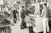 Speedway Parts Counter 1960s