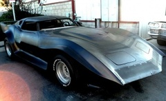 "George Barris Creation Found on Craigslist: 1969 ""Finovette"""