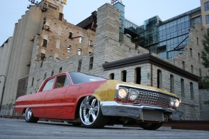 Swap Insanity: Boosted 5.3 in a Tagged-Up 1963 Bel Air 4-Door