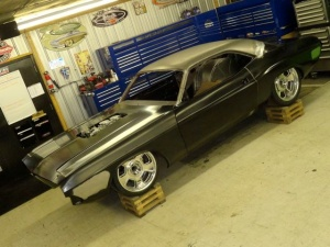 Sneak Peek At Goodguys' '71 HEMI Challenger Giveaway!