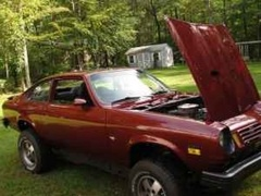 '75 Chevy Vega 4×4 Is An Oddball Everyone Can Love