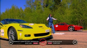 Video: Lingenfelter ZR1 Takes on Ferrari 458 in Standing Mile