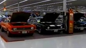 Video: Florida Man Houses Immense Car Collection in Old Walmart