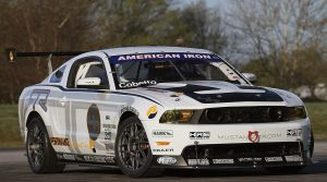 Mustang RTR Ready To Race In American Iron Series