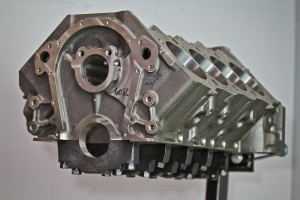 Inside Darts New Big M Pro Big-Block Chevy Engine Block