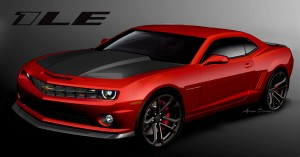 2013 Camaro SS Will Have Available 1LE Road Race Package