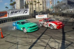 Video: Teaser For 2012 Formula Drift Season Features Mustangs