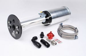 Aeromotive A1000 Stealth Kit: Bolt-In Fuel Solution For C5/C6 Vettes