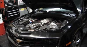 Video: CPR Runs Their ProCharged, LSX Camaro On The Dyno